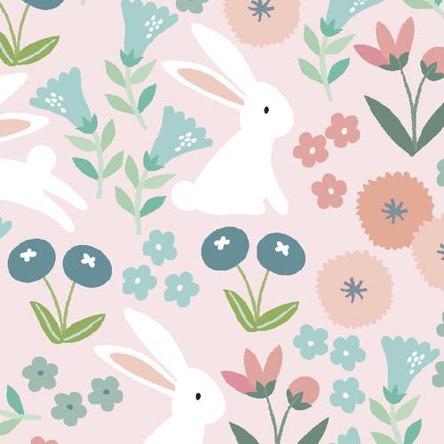 Fabric Editions - Spring Bunny - Spring Bunny
