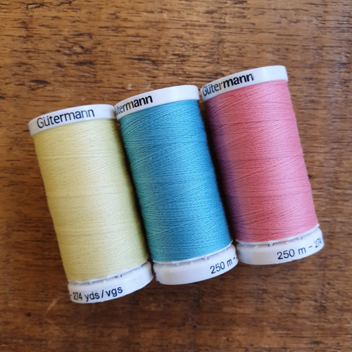 gutermann sew-all polyester thread 250m