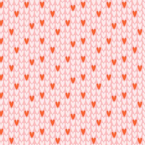 Squeeze by Dana Willard - Hearts in Pink
