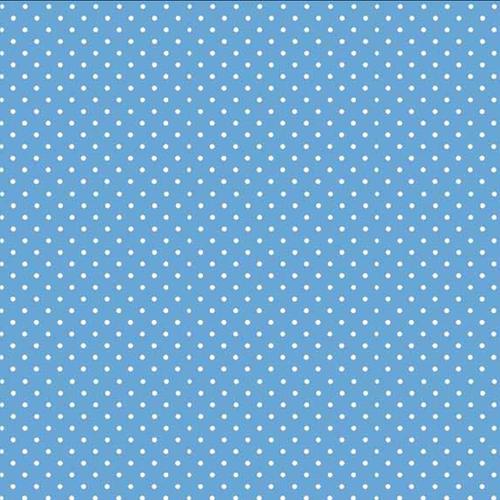 Spot by Makower in Cobalt Blue