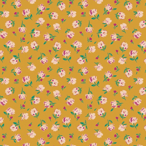 The Flower Society - Gentle Rosebuds Solar in Cotton