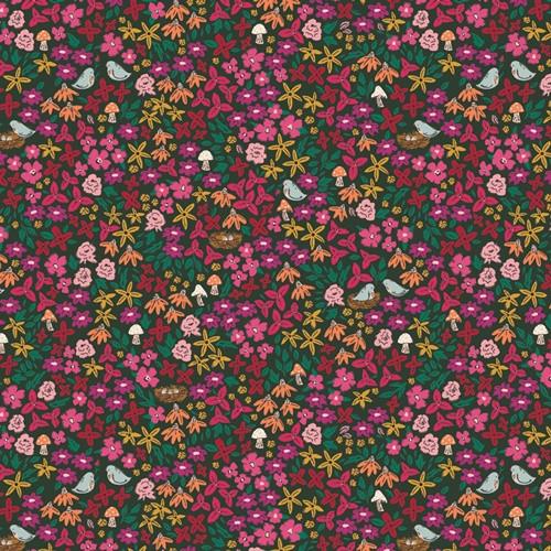 The Flower Society - Striking Gardenista in Cotton