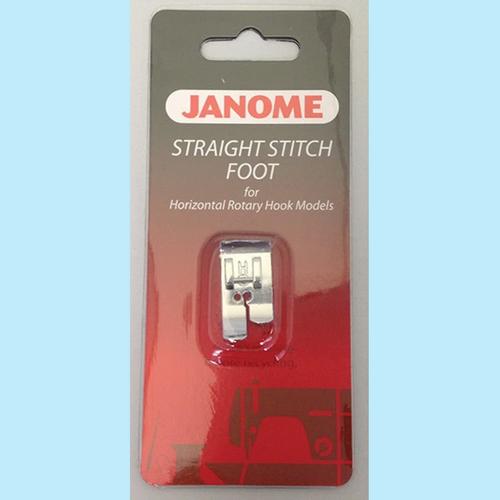 Janome Straight Stitch Foot - Cat B