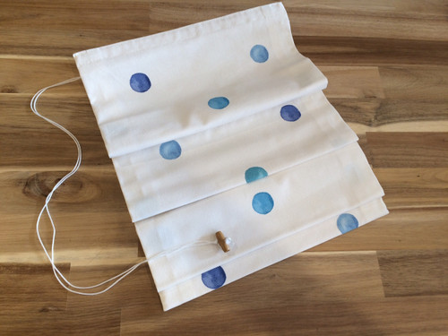 Introduction to Roman Blinds at The Sewing Cafe - Sewing workshop