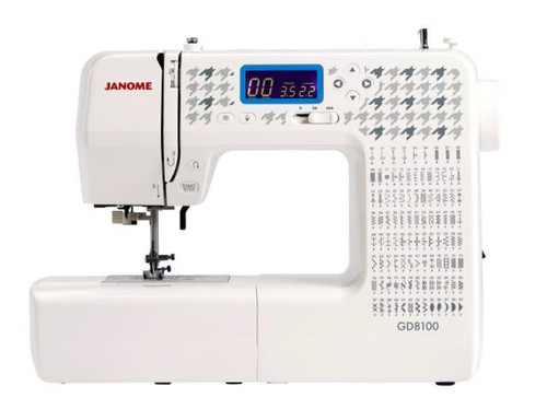 Janome GD8100 Sewing Machine *Special Buy*