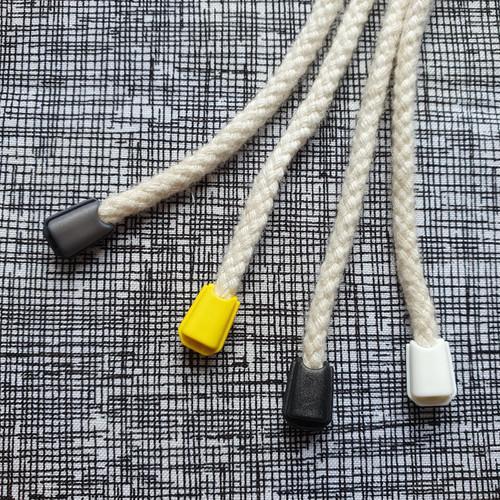 Drawstring Cord Toggle 4mm