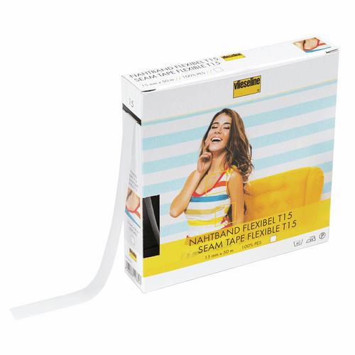 Flexible Seam Tape for Jersey Fabrics 3m