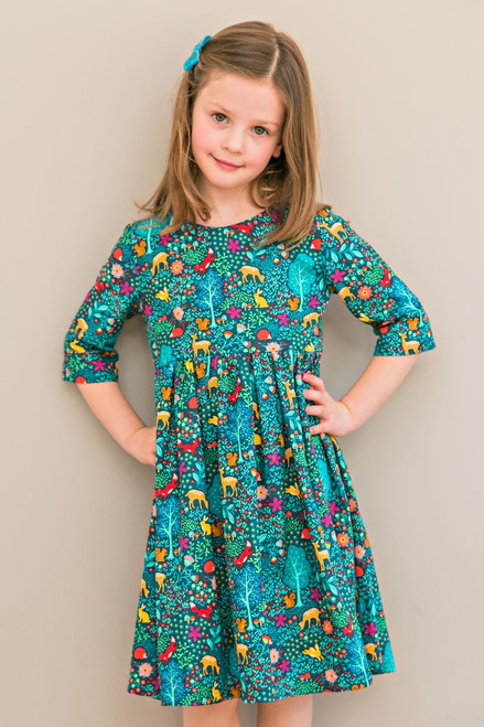 Little Girl's Amelie Dress