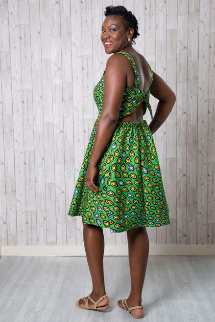 Florence Dress and Skirt