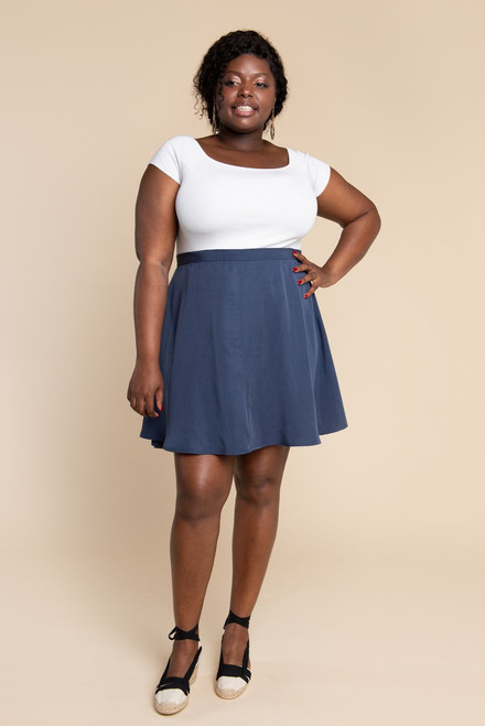 Fiore Skirt Pattern by Closet Core