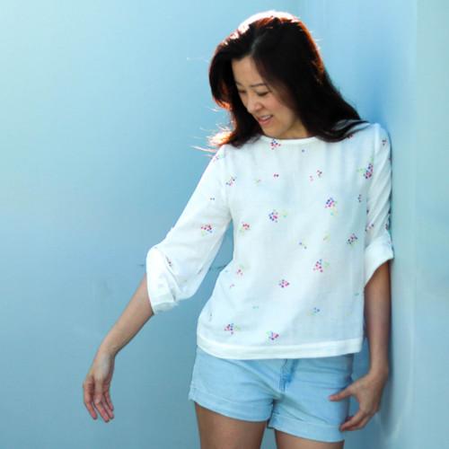 Whisper Blouse & Dress Pattern