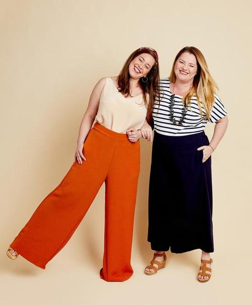 Calder Trousers & Shorts Pattern Size 12-32