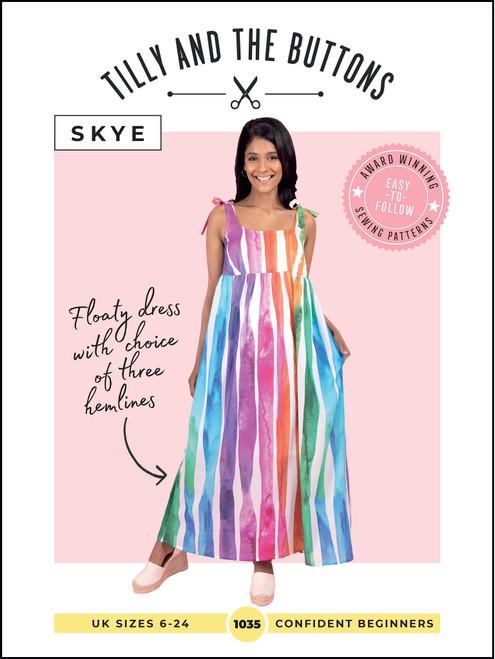 Skye Dress Pattern