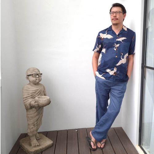 Tropical Shirt Men's Pattern