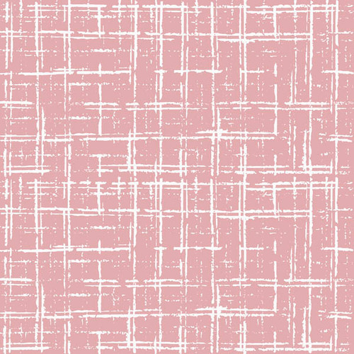 Afternoon in the Park- Plaid in Pink