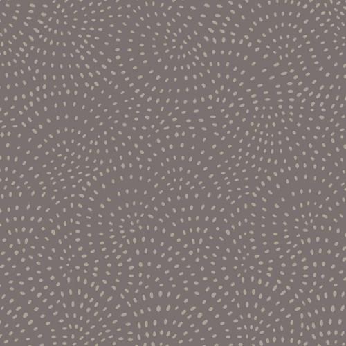 Twist Spot Fabric in Steel