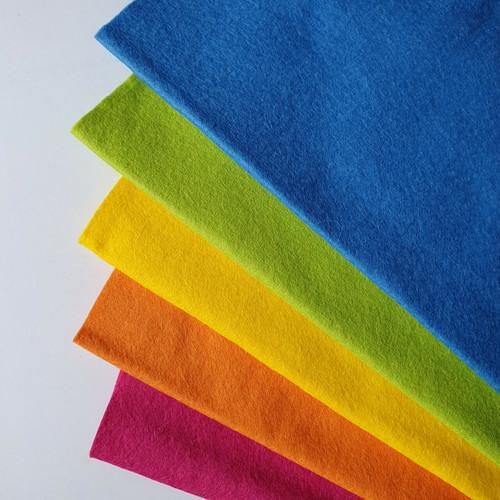 Rainbow Brights Felt Bundle