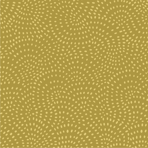 Twist Spot Fabric in Olive