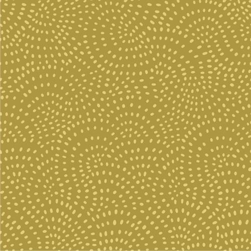 Twist Spot Fabric in Olive