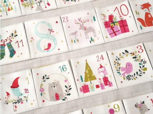 Advent Calendar Sewing Workshop at The Sewing Cafe