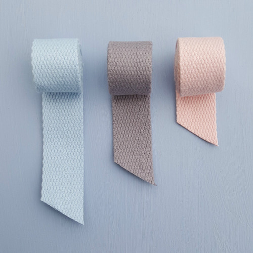Strong cotton webbing