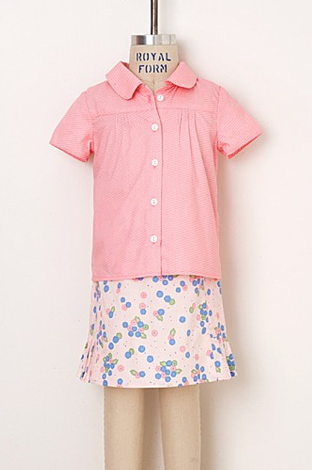 Oliver + S Music Class Blouse and Skirt Pattern