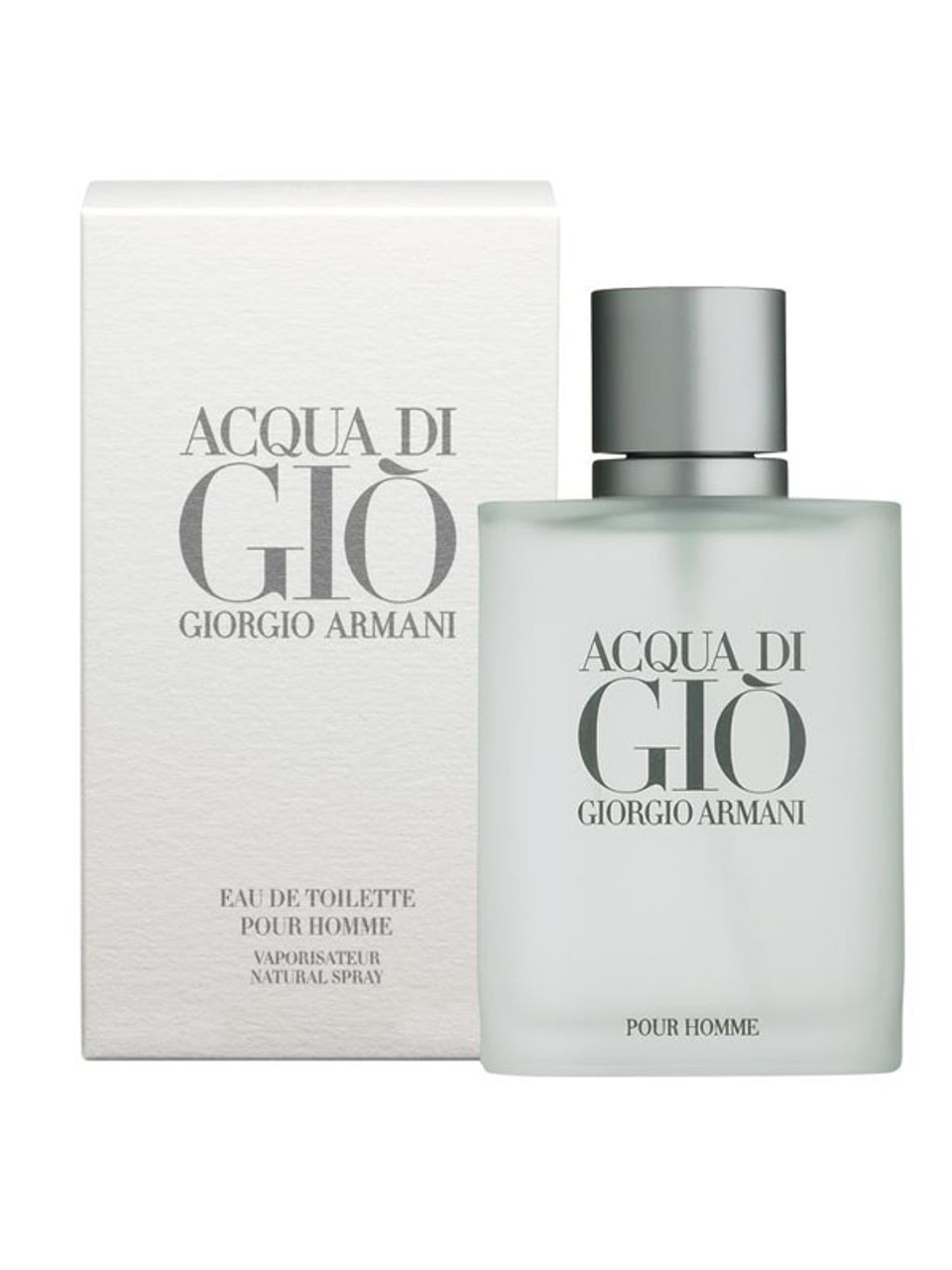 Acqua Di Gio By Giorgio Armani For Men Perfume X