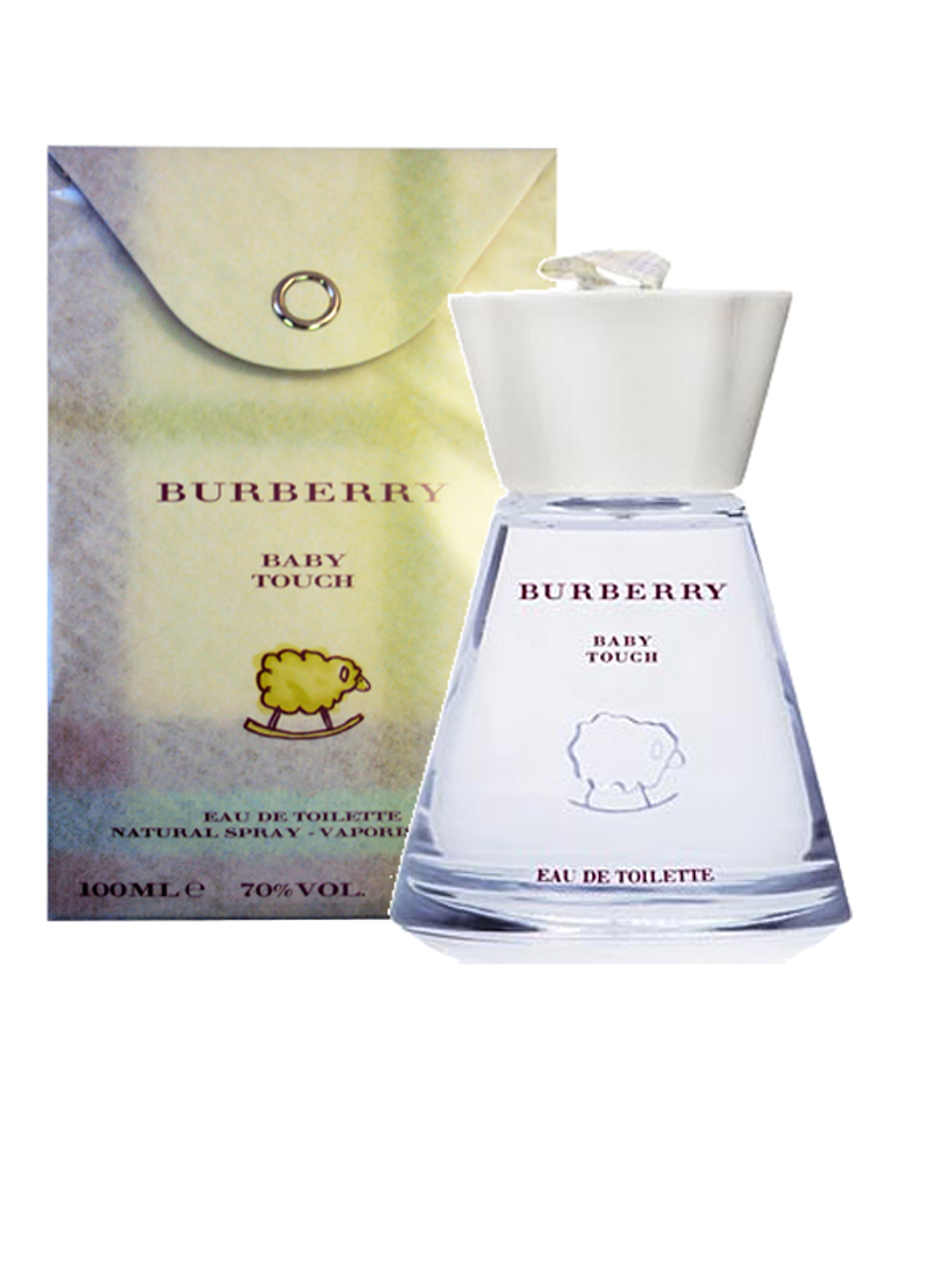 2b8b65280f17 Burberry Baby Touch By Burberry For Women - Perfume X