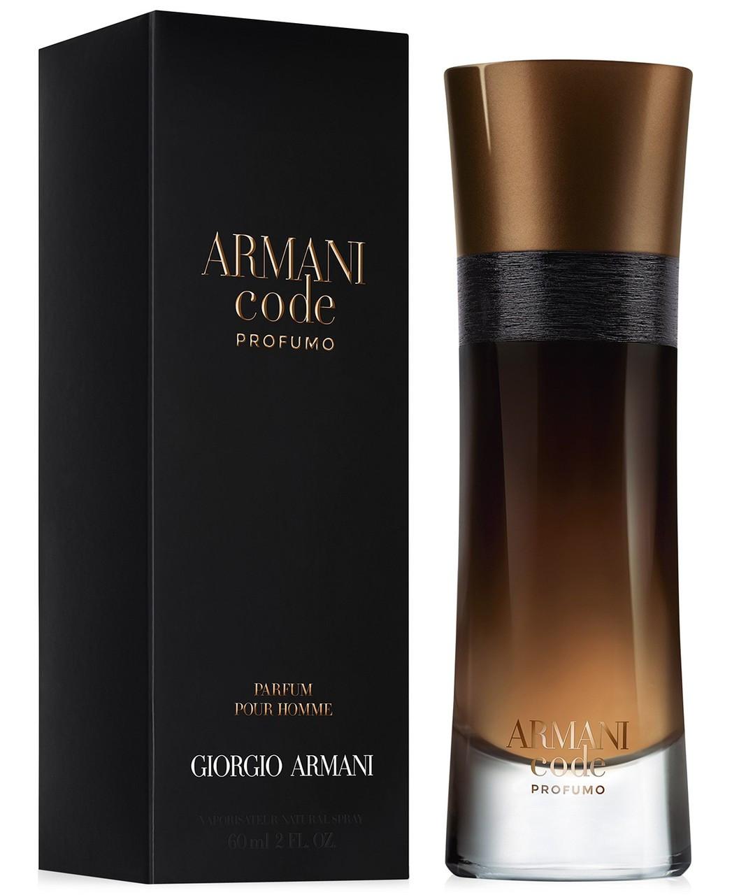 Armani Code Profumo By Giorgio Armani For Men Perfume X