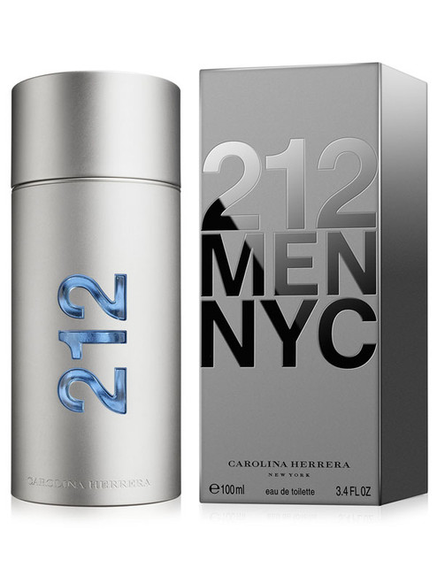 212 For Men By Carolina Herrera For Men