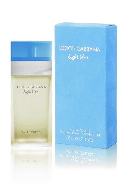 D&G Light Blue By Dolce & Gabbana For Women