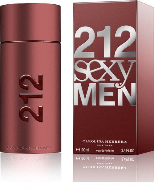 212 Sexy Men By Carolina Herrera For Men