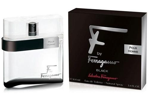 F By Ferragamo Black By Salvatore Ferragamo For Men