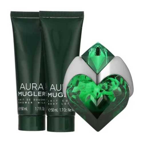 Aura Mugler By Thierry Mugler Gift Set For Women (Unboxed)