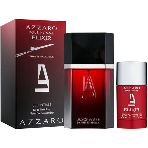 Azzaro Elixir By Azzaro 2PC Set For Men