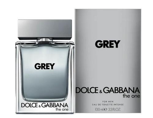 D&G The One Grey By Dolce & Gabbana For Men
