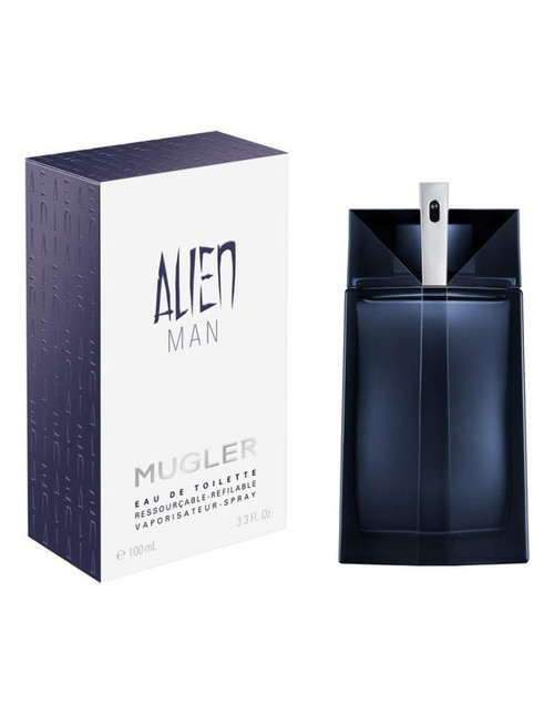 Alien Man (Refillable) By Thierry Mugler For Men