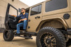AOR3036571, ActionTrac Powered Running Boards, Jeep Wrangler JL 4-door, 2018 +UP