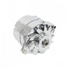 TSPES1001C, GM 105 Amps Alternator, 1 & 3 wire setup, CHROME