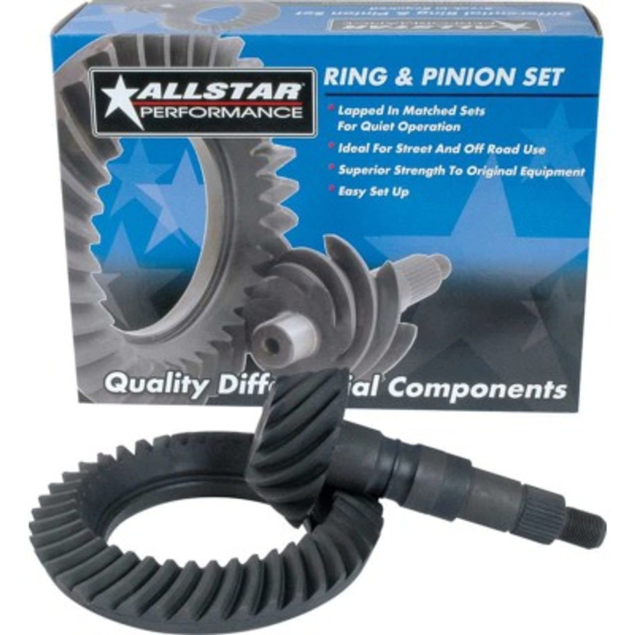 ALL70036, RING & PINION FORD 9IN 5.83