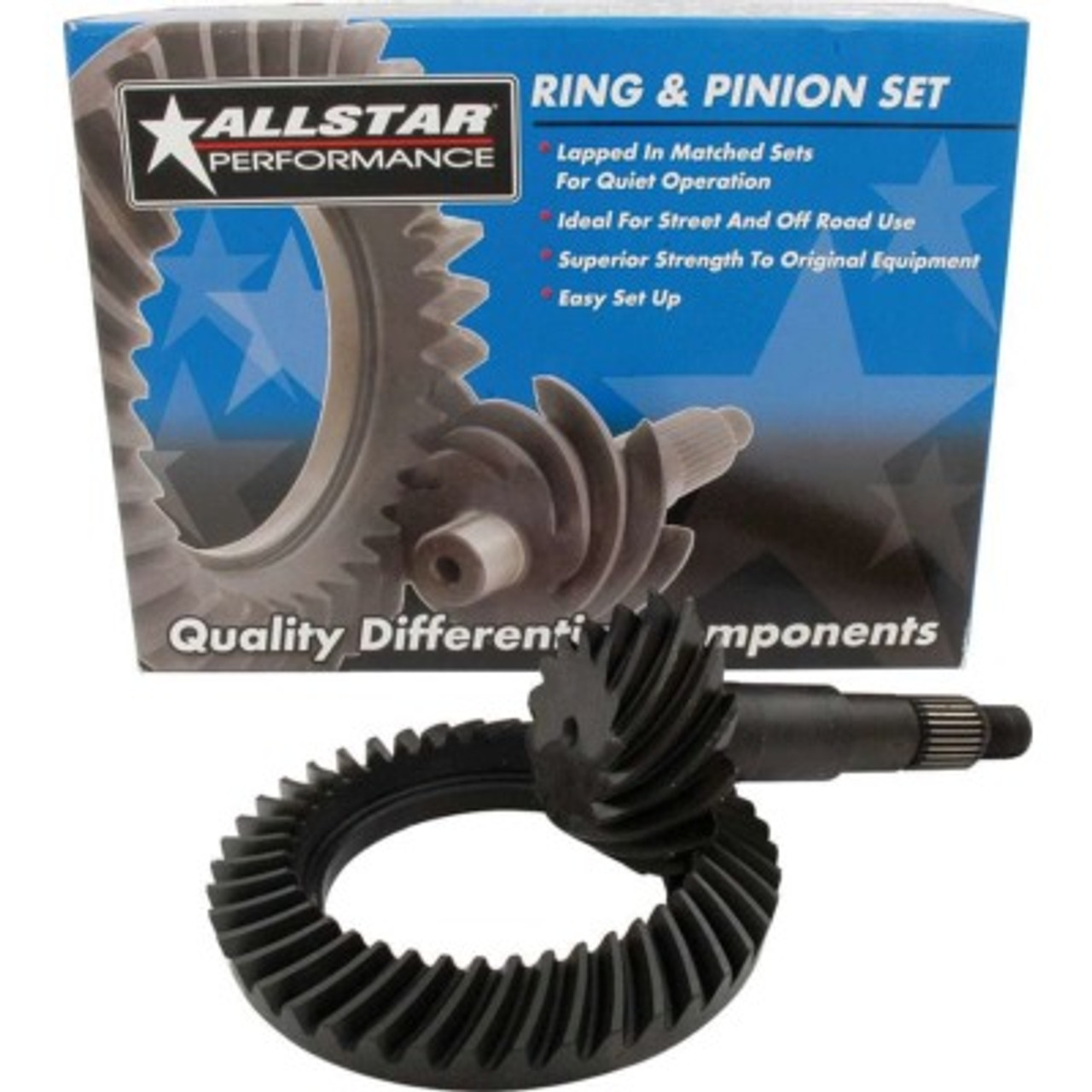 ALL70113, RING & PINION GM 7.5 3.42 THICK