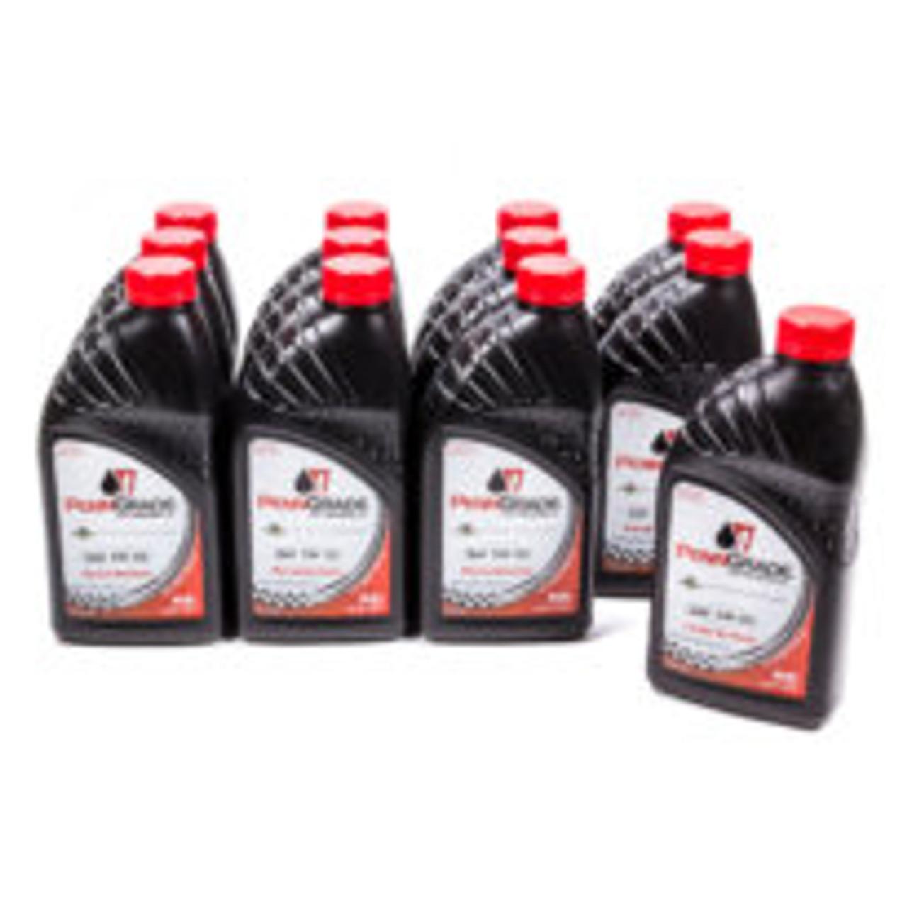 BPO71096-12, 5W30 RACING OIL CS/12-QTPARTIAL SYNTHETIC