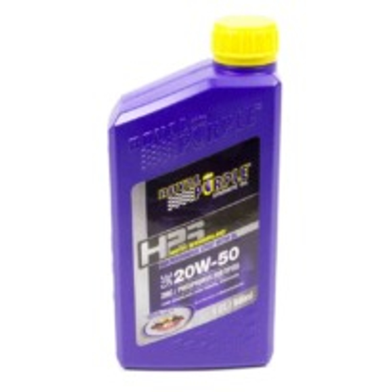 ROY31250, 20W50 HPS MULTI-GRADE OIL 1 QUART