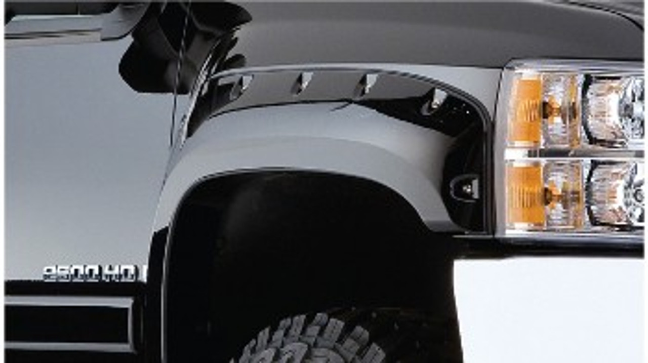"2"" FENDER FLARES ""RIVET STYLE"" CHEVY SILVERADO 1500 (EXCL. 5'8"" BOX)07-13  2500/3500(EXCL. DUALLY)07-14"