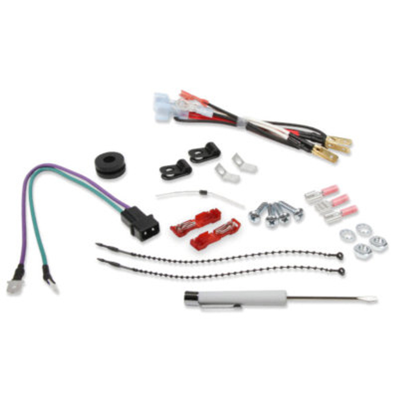 MSD6415, Ignition Box, Digital 6EFI, Digital, CD Ignition, Multi-Spark, 43000V, Rev Limiter, Each