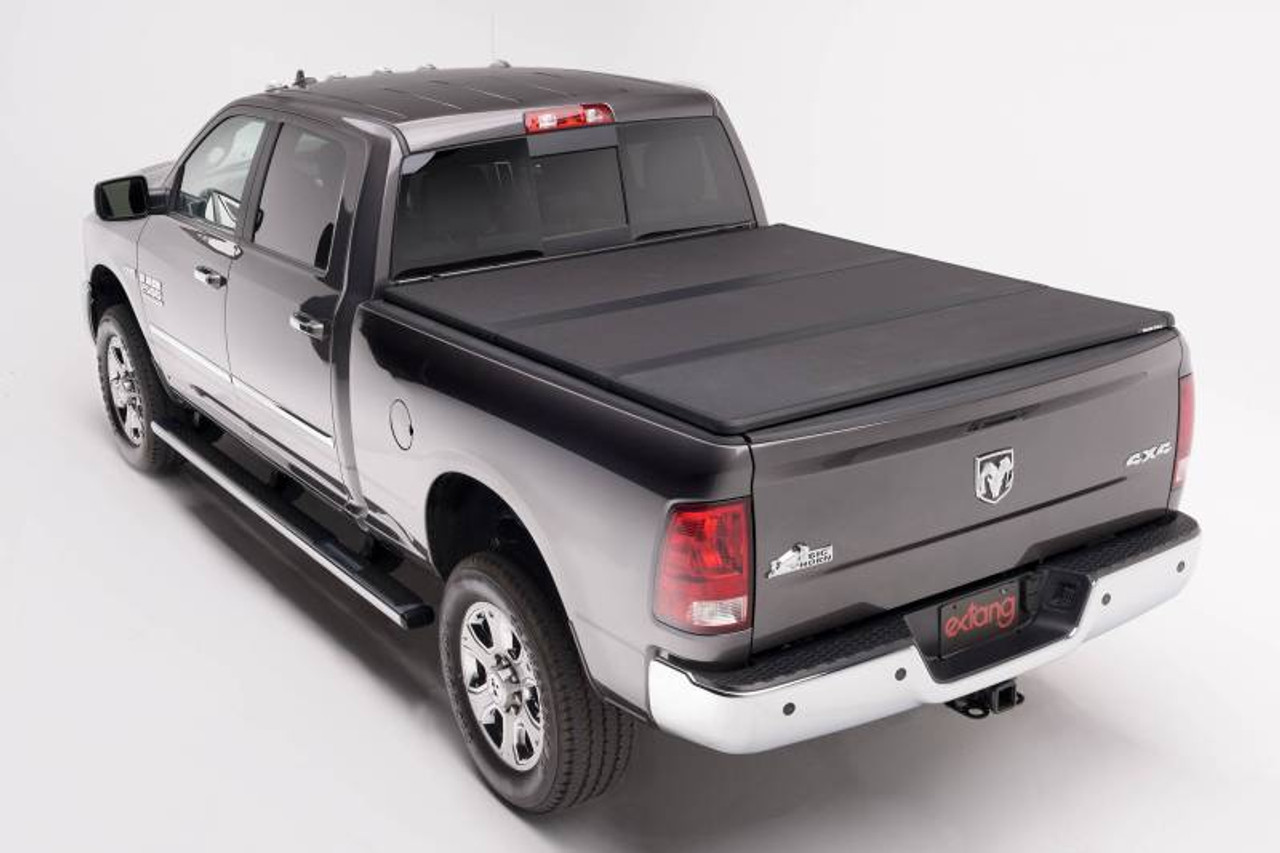EXT83425, 2009-2018 DODGE RAM 1500 WITHOUT RAMBOX 5.7' BED EXTANG SOLID FOLD 2.0 TONNEAU COVER