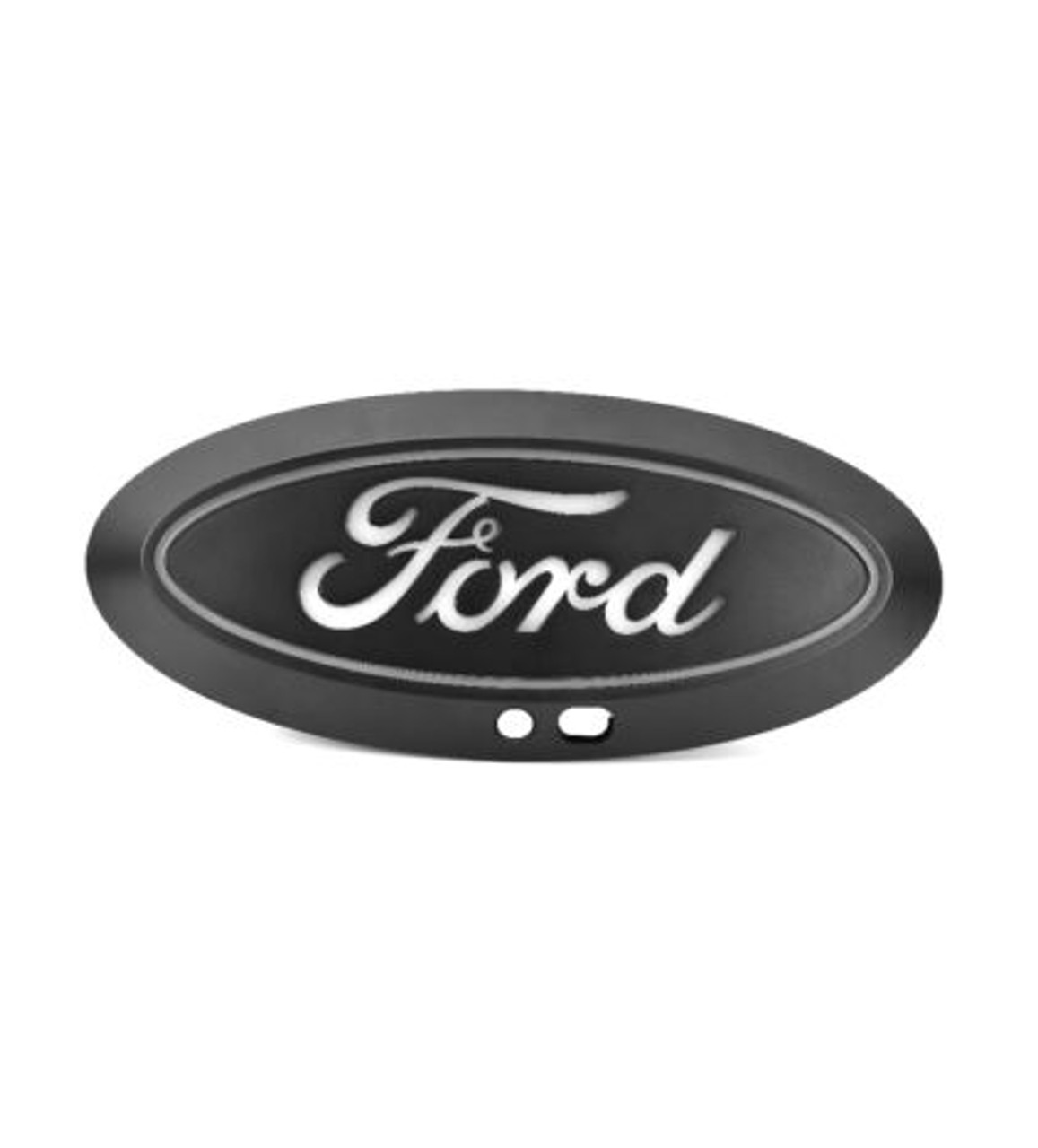 PUT92603, 2018 - 2019 Ford F-150 Front Emblem - Without camera & Style package. Fits any model with appearance package STX, Lariat, King Ranch & Platinum