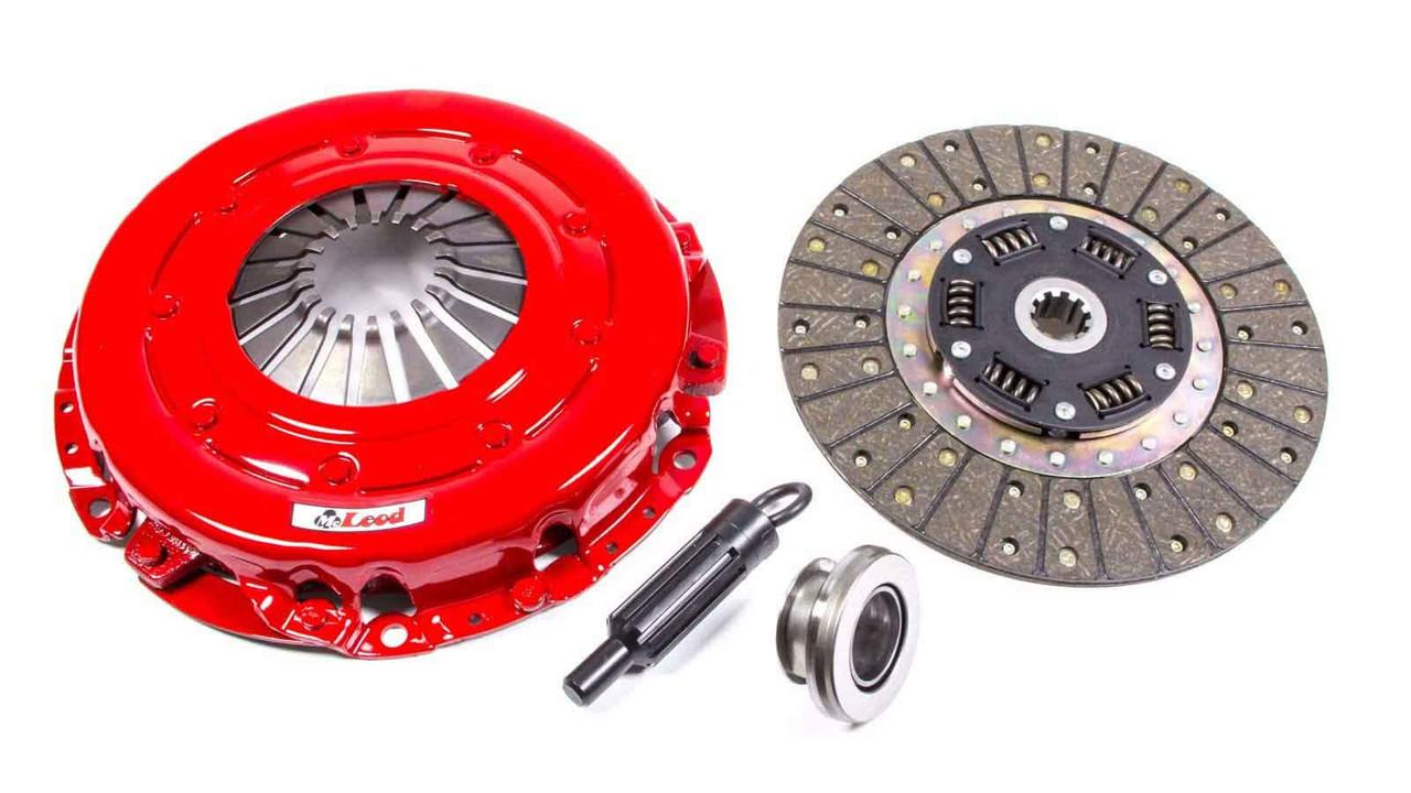 MCL75117, Clutch Kit, Street Pro, Single Disc, 10-1/2 in Diameter, 1-1/8 in x 10 Spline, Sprung Hub, Organic, GM, Kit
