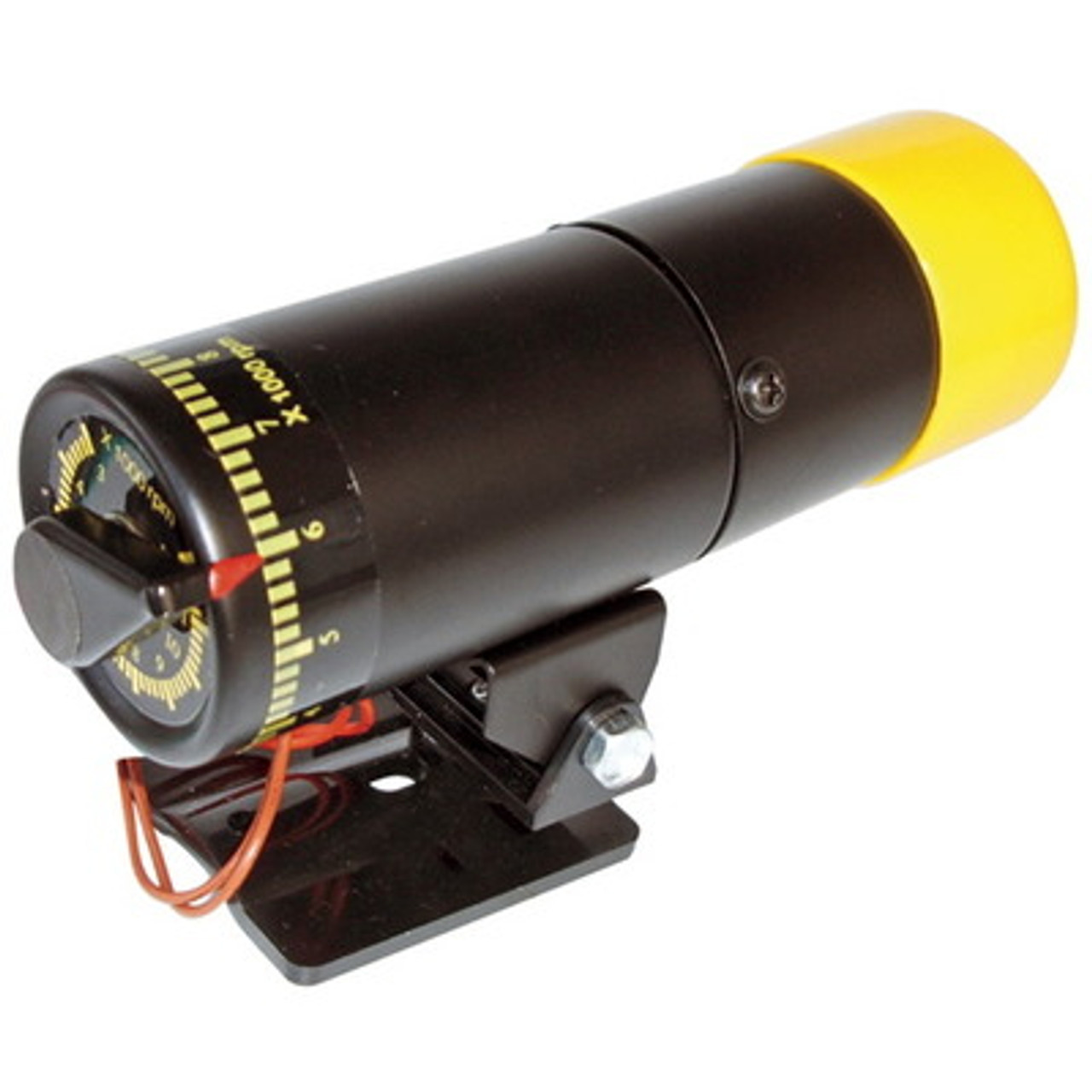 PFM67005C, ADJUSTABLE SHIFT LIGHT  3000-12000 RPM BLACK