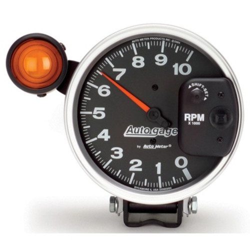 ATM233904, 5IN AUTO GAGE MONSTER TACH W/SHIFT LIGHT